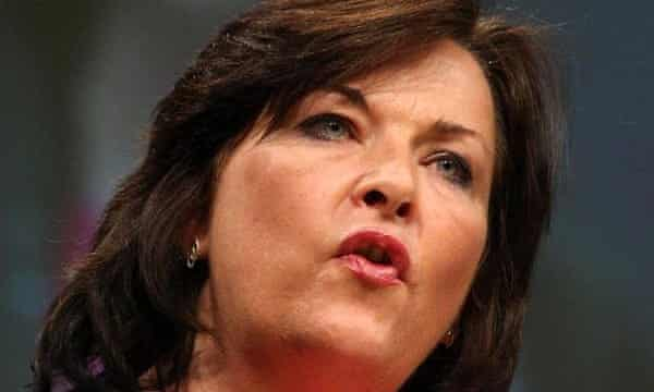 Fiona Hyslop: said the BBC is 'failing to meet the expectations of the people of Scotland'
