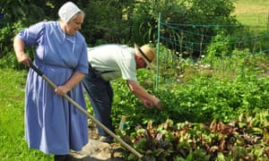Amish converts
