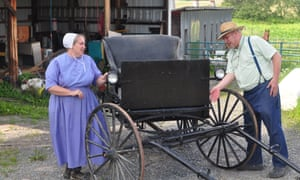 Amish converts choosing their religion and building roots in oldest