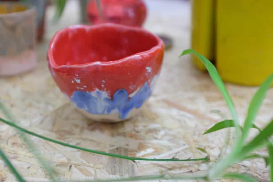 """""""Forever amateur"""" ... a bowl by Sean Roy Parker"""