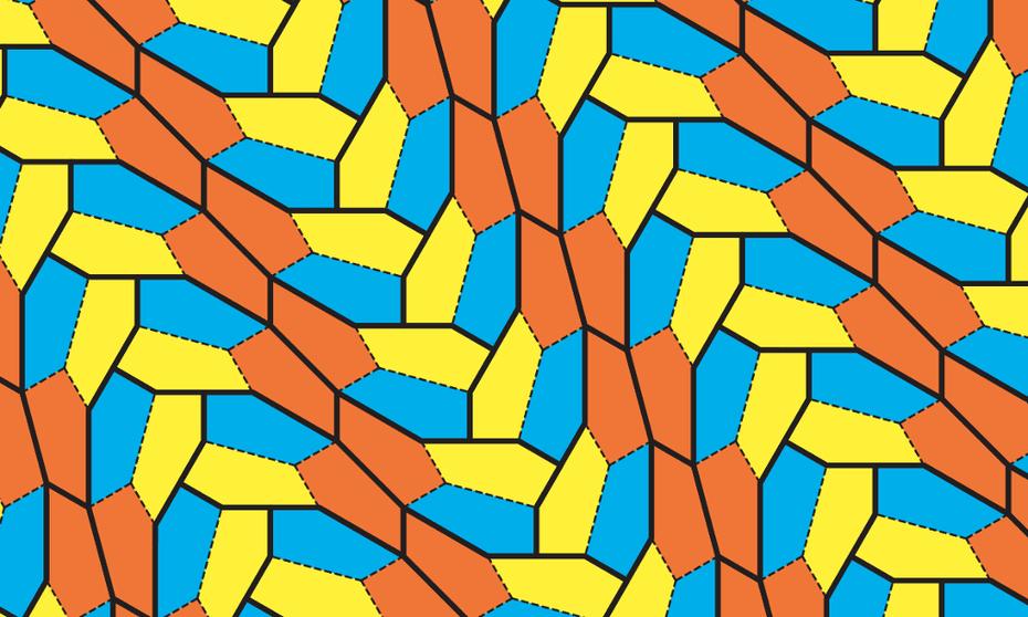 pentagonal tiling