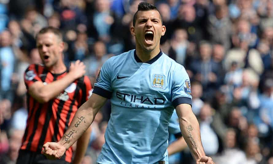 Manchester City's Sergio Agüero has the ability to be the Premier League's outstanding player this season if he stays free of injury.