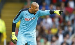 Heurelho Gomes is one of the few players in the Watford squad that won promotion considered by the club to be unequivocally ready for the top flight.
