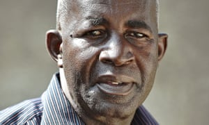Pierre Claver Mbonimpa, president of the Association for the Protection of Human Rights and Detainees in Bujumbura. Mbonimpa sustained serious though not life-threatening injuries in an assassination attempt on Monday evening.
