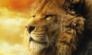 Aslan from the film adaptation of The Chronicles of Narnia: The Lion, The Witch and The Wardrobe.