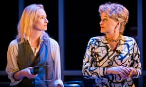 Genevieve O'Reilly as Kathryn and Sinéad Cusack as Micheleine.
