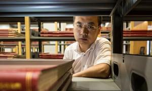 Qiao Mu, professor at Beijing Foreign Studies University