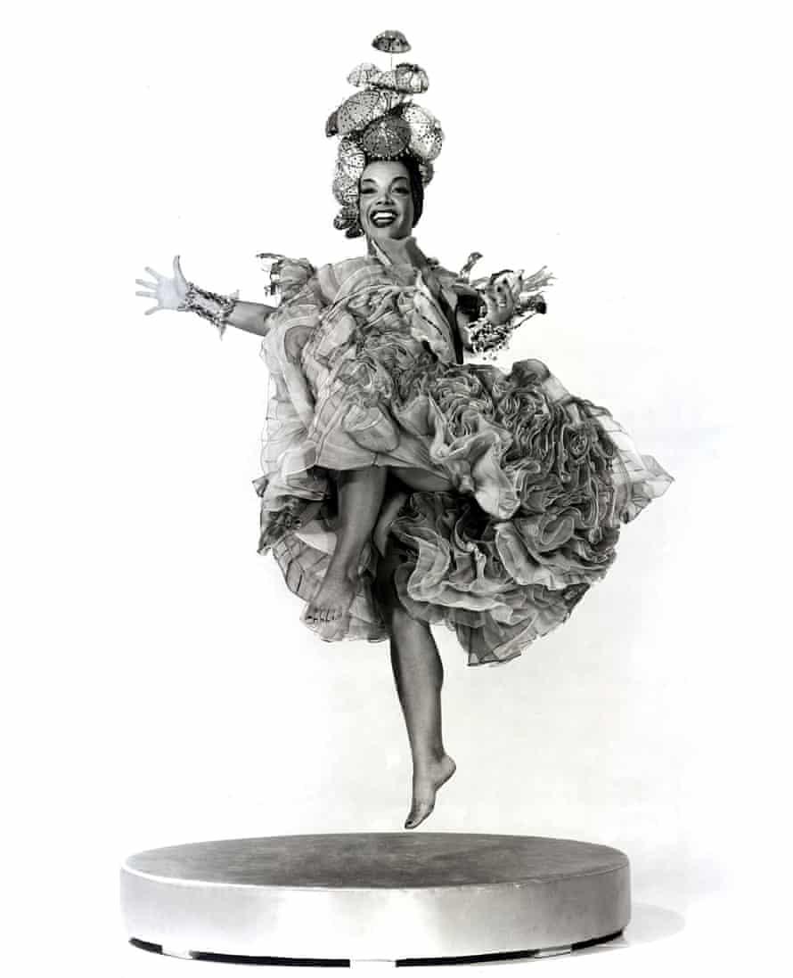 Carmen Miranda.