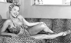 Carmen Miranda in 1948.