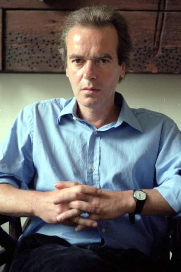 Martin Amis, an early and unlikely video game addict.