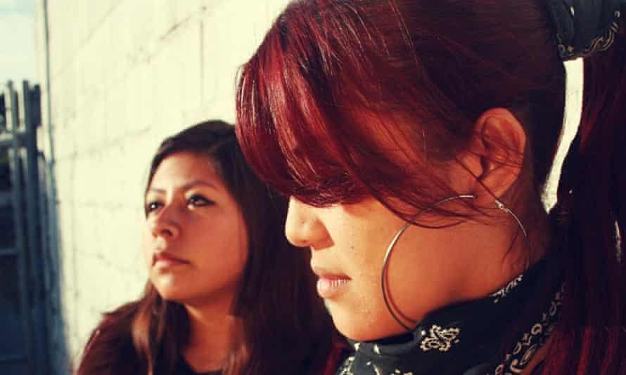 Two of a kind: rap duo Rima Roja en Venus