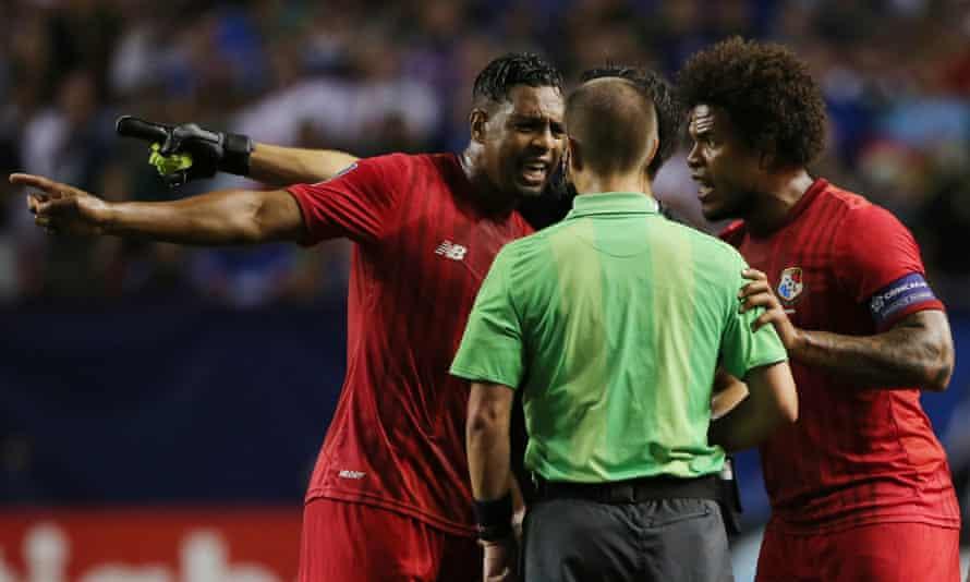 Who would be a referee