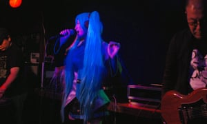 Hatsune Kaidan at the Tusk festival.