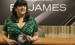 Spanking the competition … Author EL James rules the Kindle kingdom.