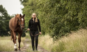 Equine therapy has been shown to help nurture self-awareness and empathy.