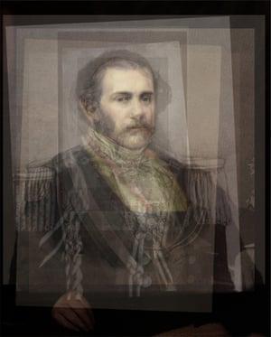 Alejandro |Almaraz. All the Presidents of Argentina from 1826 to 1892.
