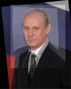 Alejandro Almaraz. All the Presidents of the Russian Federation from 1991 to 2008.