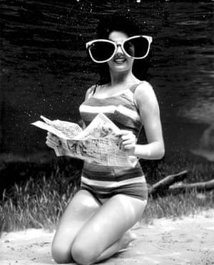 Sunglasses, by Bruce Mozert