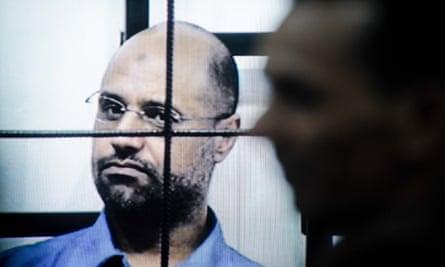 Saif al-Islam Gaddafi on trial