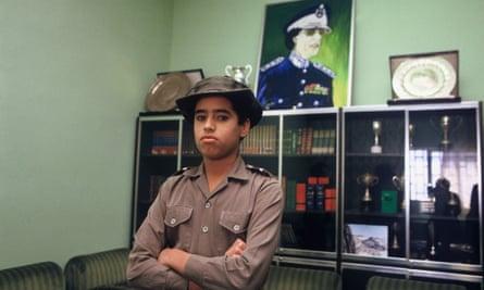Saif al-Islam at Ali Wraith secondary school