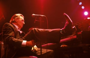 Jerry Lee Lewis at the Kentish Town Forum, 1995
