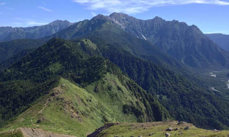 Mount Oku-Hotaka, Japan