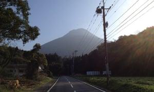 Mount Kaimon, Japan