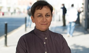 Anne Enright, author of the Man Booker prize-longlisted The Green Road.