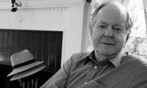Robert Conquest was former communist who became a speechwriter for Margaret Thatcher. Photograph: Robert Gumpert/NP Pictures