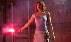 Bryce Dallas Howard as Claire in Jurassic World.