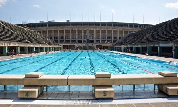 berlin an outdoor swimming tour of the best pools and urban lidos travel the guardian - Olympic Swimming Pool 2015