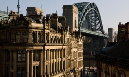 In some parts of the country, such as Newcastle, the price/income ratio has fallen since hitting a peak in 2007.