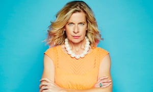Katie Hopkins: denies she is 'playing a part of a pantomime villain'