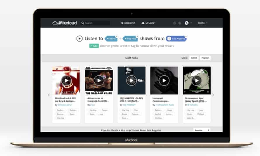 Mixcloud is improving its service to make shows more easily discoverable.