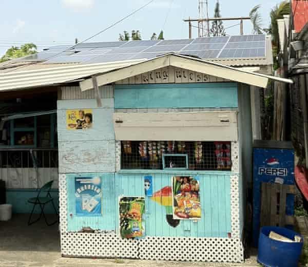 Derek's shop