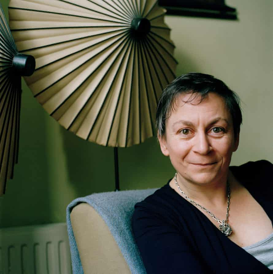 Anne Enright at home in Bray, near Dublin in 2008