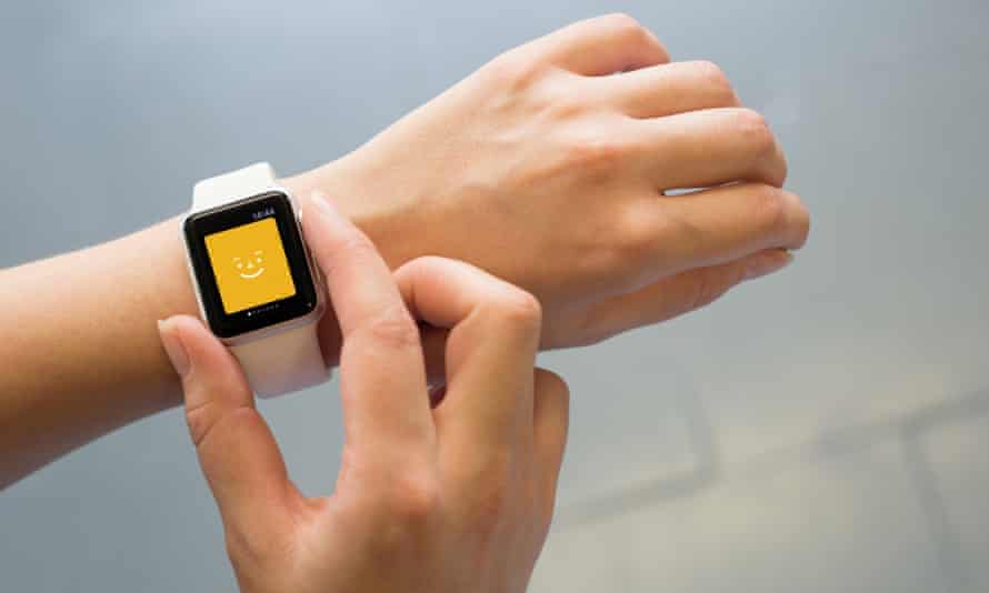 Moodnotes also has a companion smartwatch app.