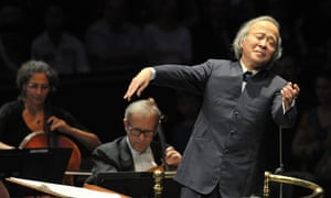 Superbly played ... Tadaaki Otaka conducts BBC National Orchestra of Wales.