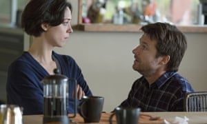 Rebecca Hall and Jason Bateman in The Gift.
