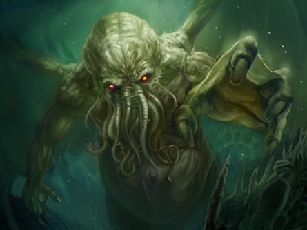 Lovecraft's Cthulhu