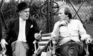 George Cole and Dennis Waterman in Minder, 1994.