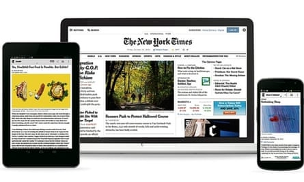 The New York Times now has more than 1 million digital subscribers