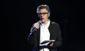 Host, Ira Glass.