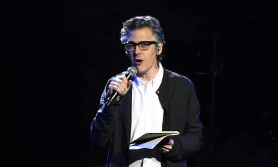 Host, Ira Glass.