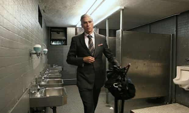 Mark Reay in a still from the movie, Homme Less