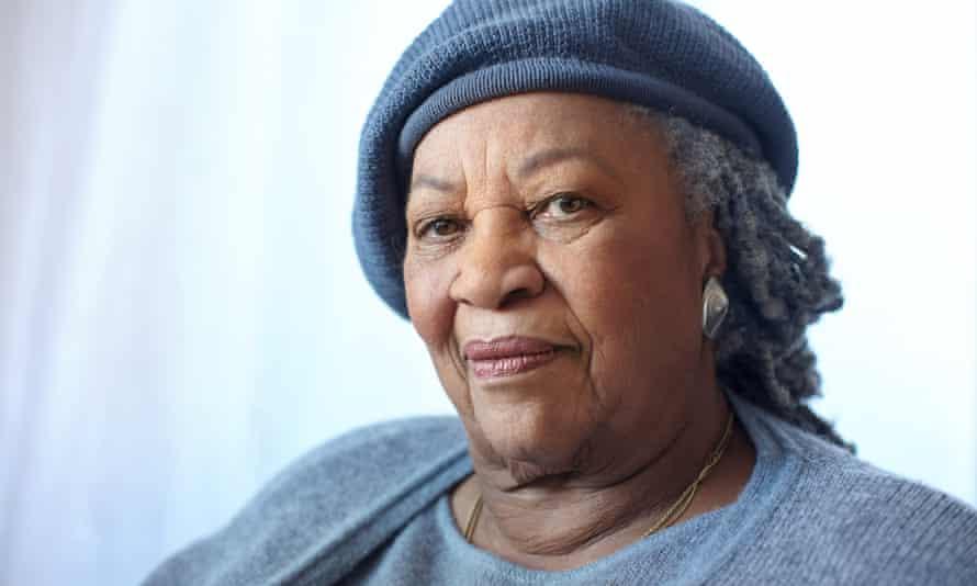 Toni Morrison. Photograph: Tim Knox for Saturday Review