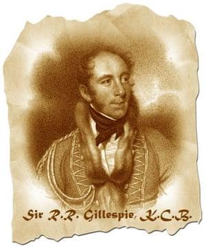 Rollo Gillespie.