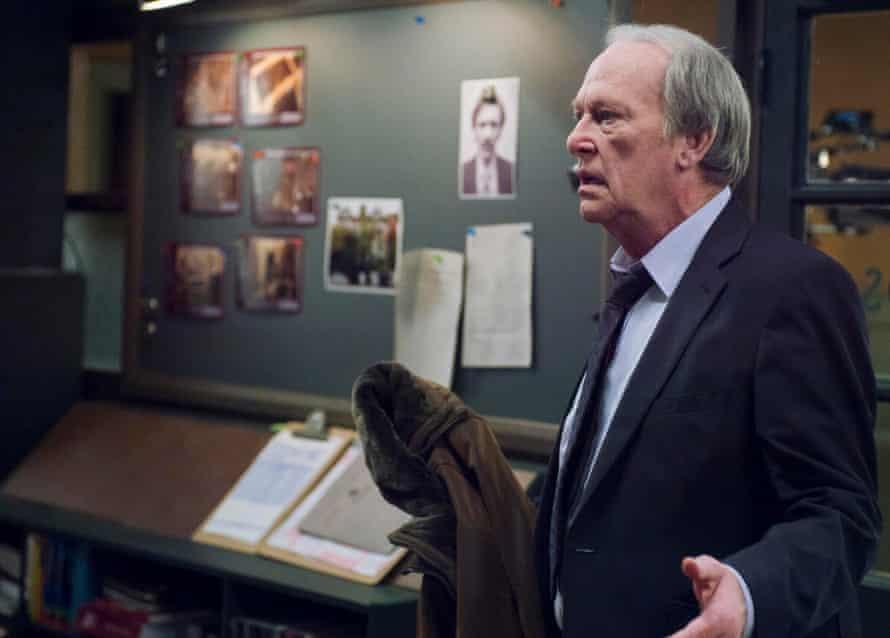 Dennis Waterman as Gerry Standing in New Tricks series 12, episode 1.