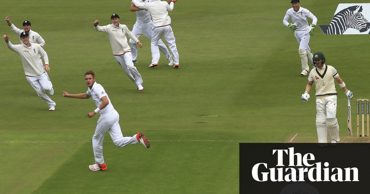 Englands Stuart Broad Demolishes Australia Before Joe Root Cashes
