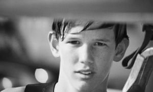 """William Finnegan thinks all good surfers start before they're 14: """"After that it's too late to be any good"""""""